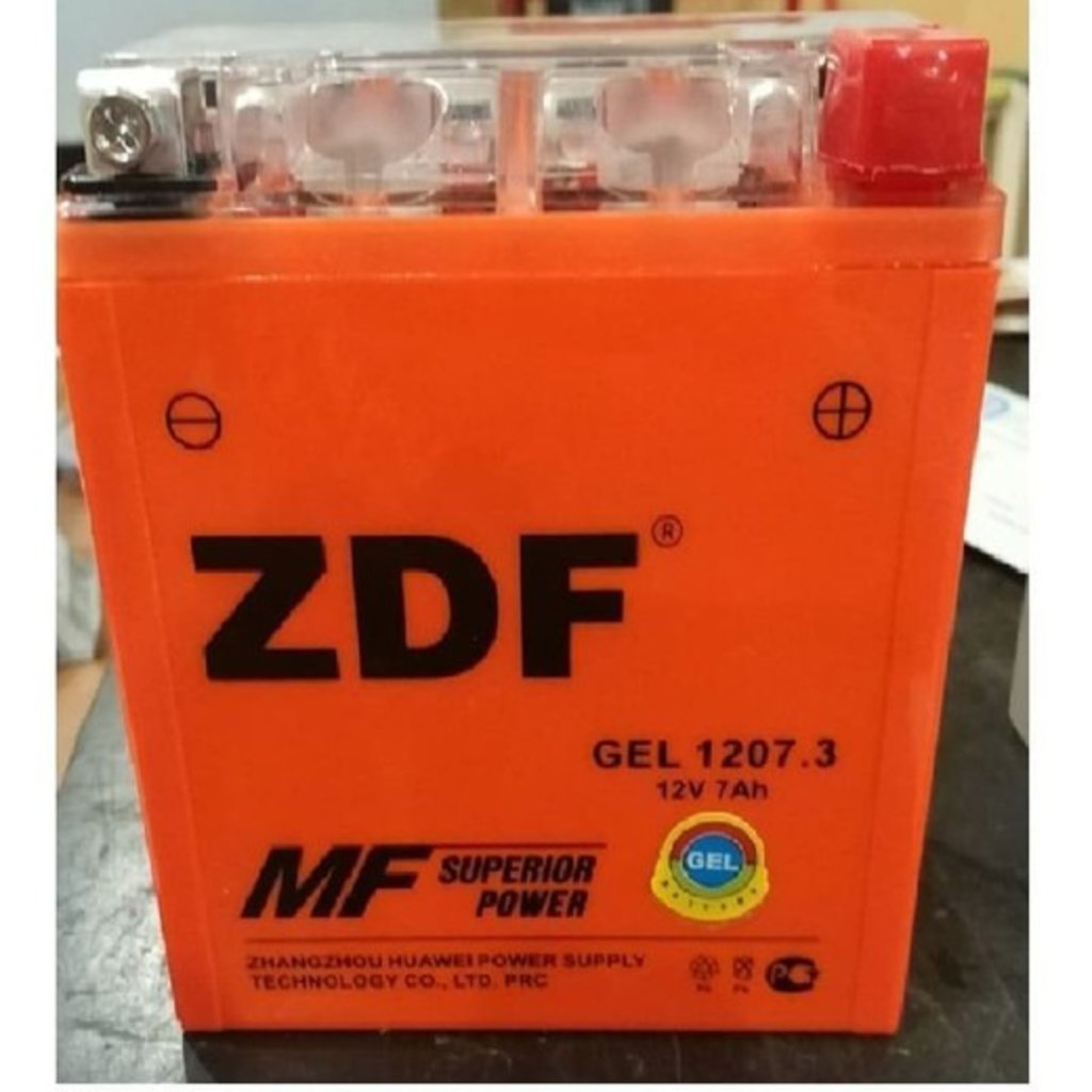 ZDF: ZDF 1207.3 в БазаАКБ