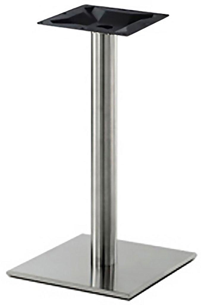 Подстолья для столов.: Подстолье 1074EM (нержавеющая сталь матовое) в АРТ-МЕБЕЛЬ НН