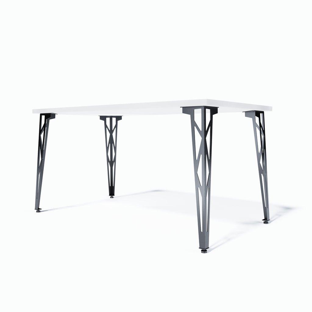 Ножки для столов.: Ножки 0.8-Р в АРТ-МЕБЕЛЬ НН