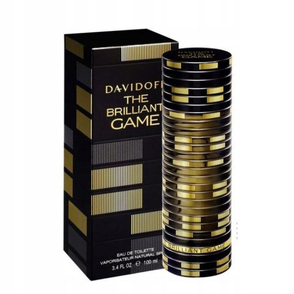 Мужская эксклюзивная коллекция: Davidoff Game Brilliant Туалетная вода м 40ml в Элит-парфюм