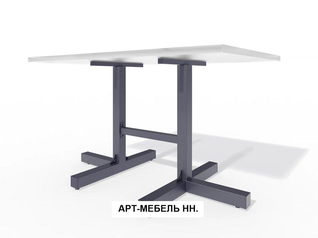 Подстолья для столов.: Подстолье 00.3 (чёрный) в АРТ-МЕБЕЛЬ НН
