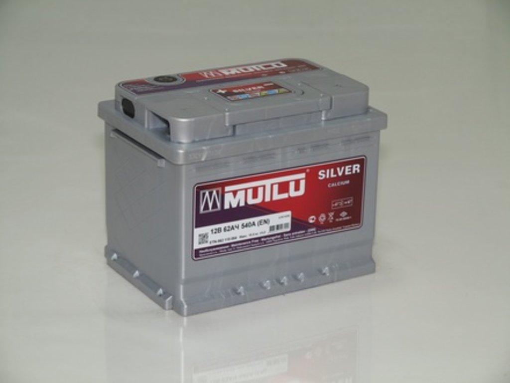 Аккумуляторы автомобильные: MUTLU SILVER 62 А/Ч L в Мир аккумуляторов