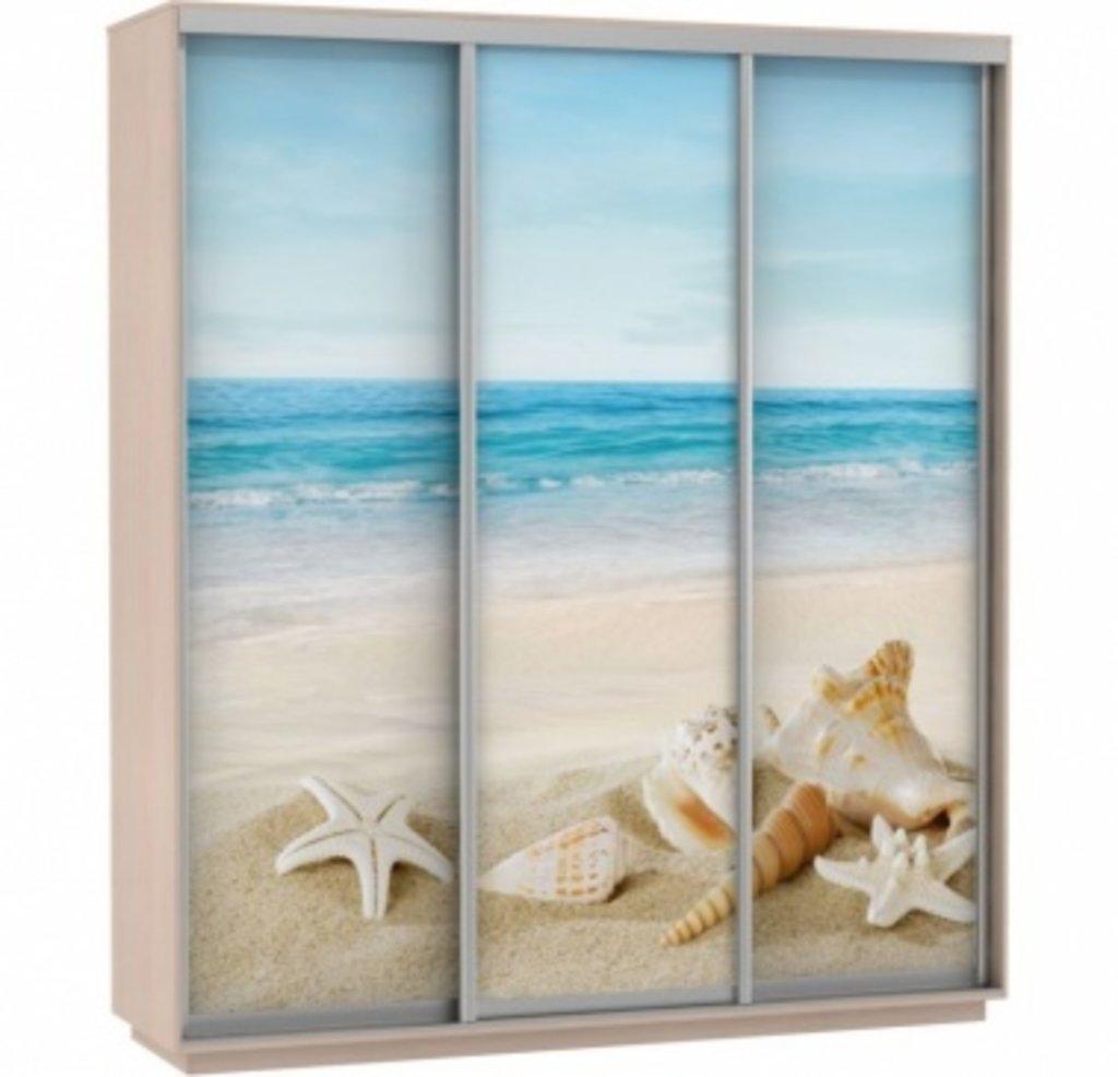 Шкафы купе: Фото ТРИО Море в Ваша кухня в Туле