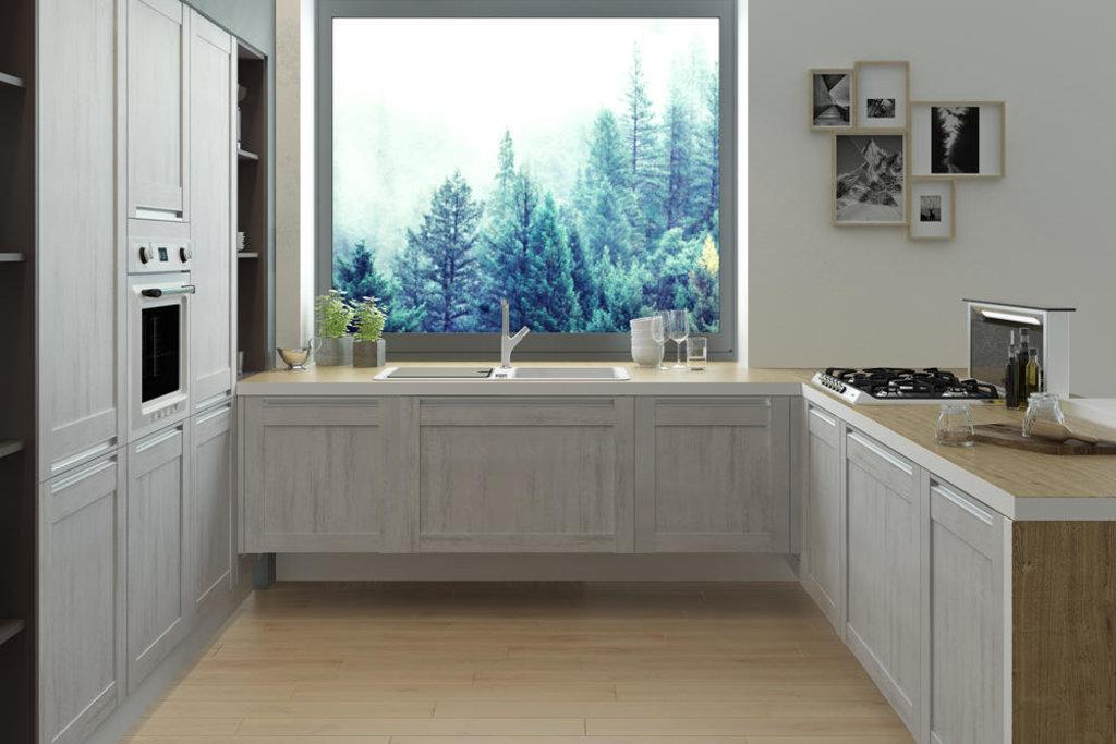 Кухни: Кухня Техно-1 Кантристайл в Стильная мебель