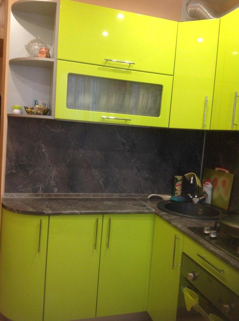 Кухни: Кухня 22 в Квадра Мебель