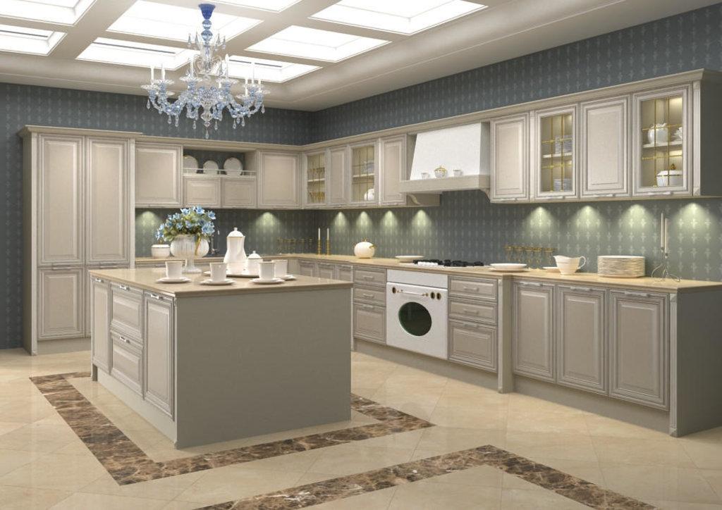 Кухни: Кухня Силенцио в Модный интерьер