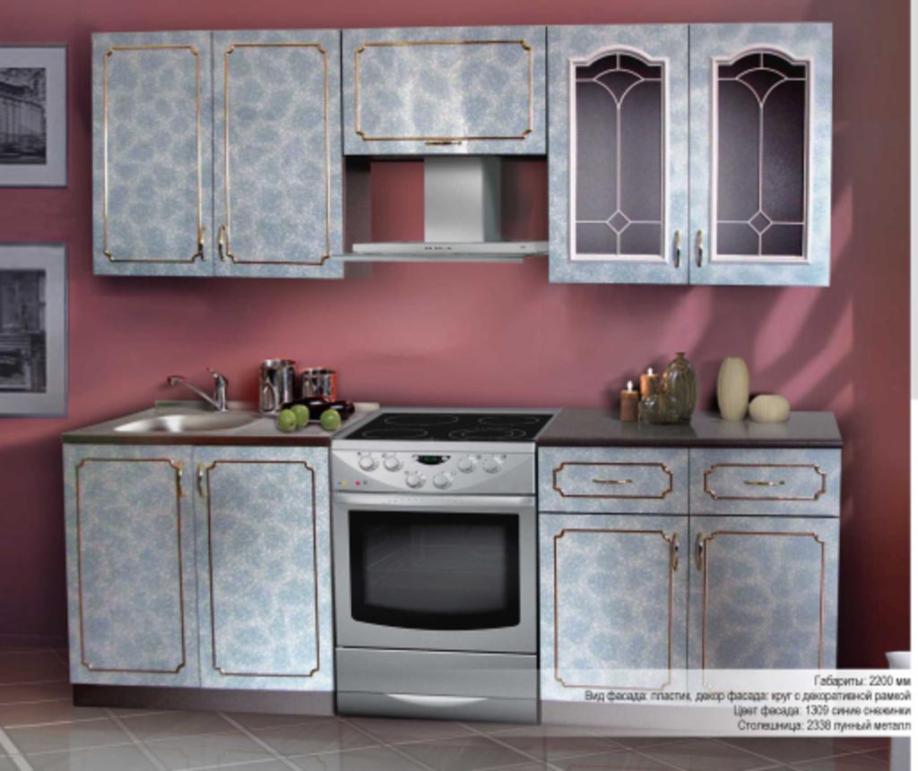 Кухонные гарнитуры: ФОРТУНА 9 в Ваша кухня в Туле