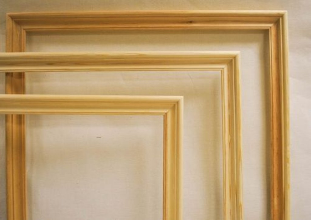 Рамы: Рама №45 30*40 Лесосибирск сосна в Шедевр, художественный салон