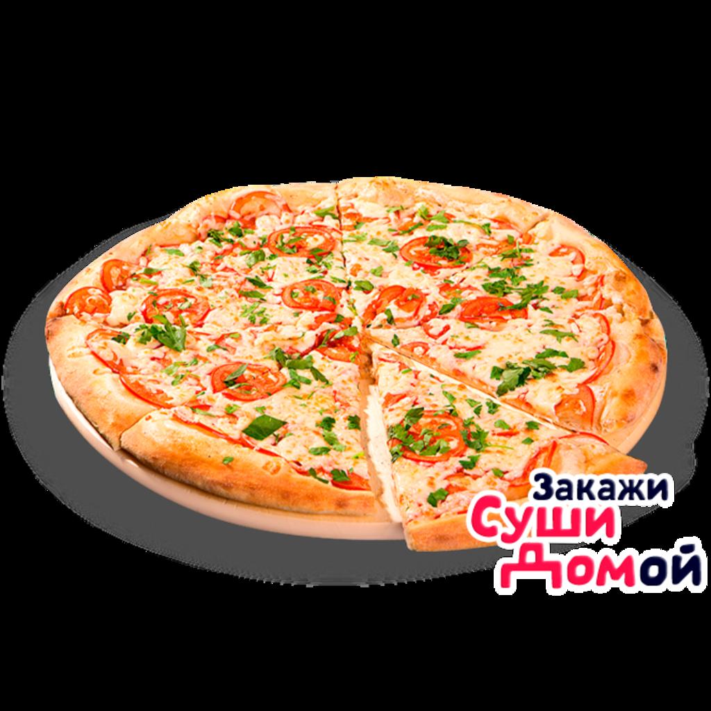 Пиццетта: Пиццетта Куриная в ВОЗЬМИ суши домОЙ