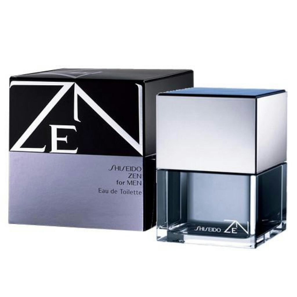 Shiseido: Shiseido Zen for Men edt 50 | 100ml в Элит-парфюм