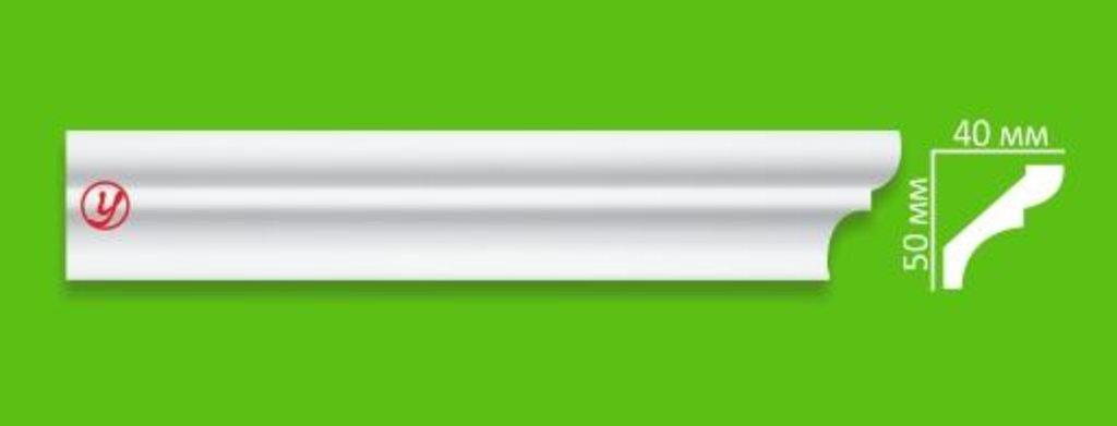 Плинтуса потолочные: Плинтус потолочный Decoline H1-SC в Мир Потолков