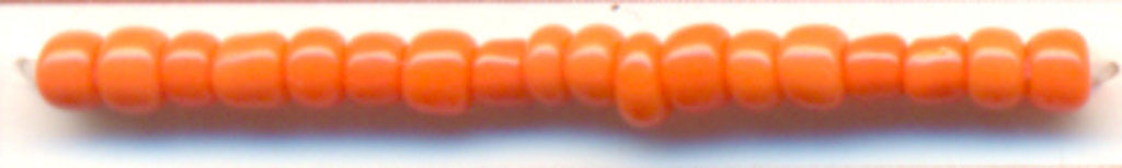 Бисер(стекло)11/0упак.500гр.Астра: Бисер(стекло)11/0,упак.500гр.,цвет 50(оранжевый/непрозрачный) в Редиант-НК