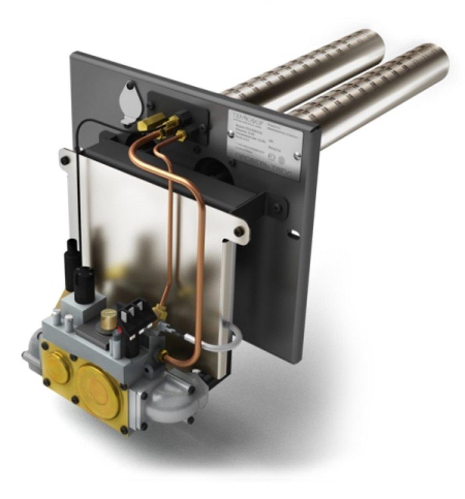 Печи и дымоходы: Горелка газовая ТМФ Сахалин-1, 32 кВт, энергозависимая, ДУ. в Погонаж
