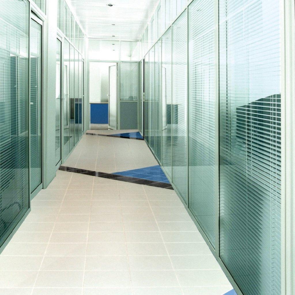 Перегородки для офиса и дома: Офисные перегородки Styleline в Строймода СК, ООО