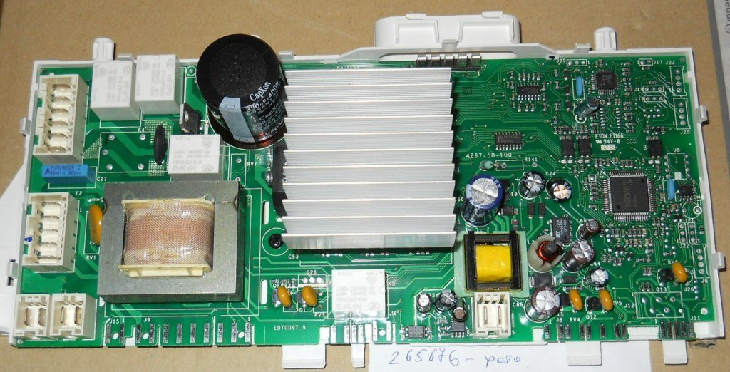 Электронные блоки управления: Электронный модуль управления для стиральной машины Ariston (Аристон) AVTF129 C00265676, 265676 в АНС ПРОЕКТ, ООО, Сервисный центр