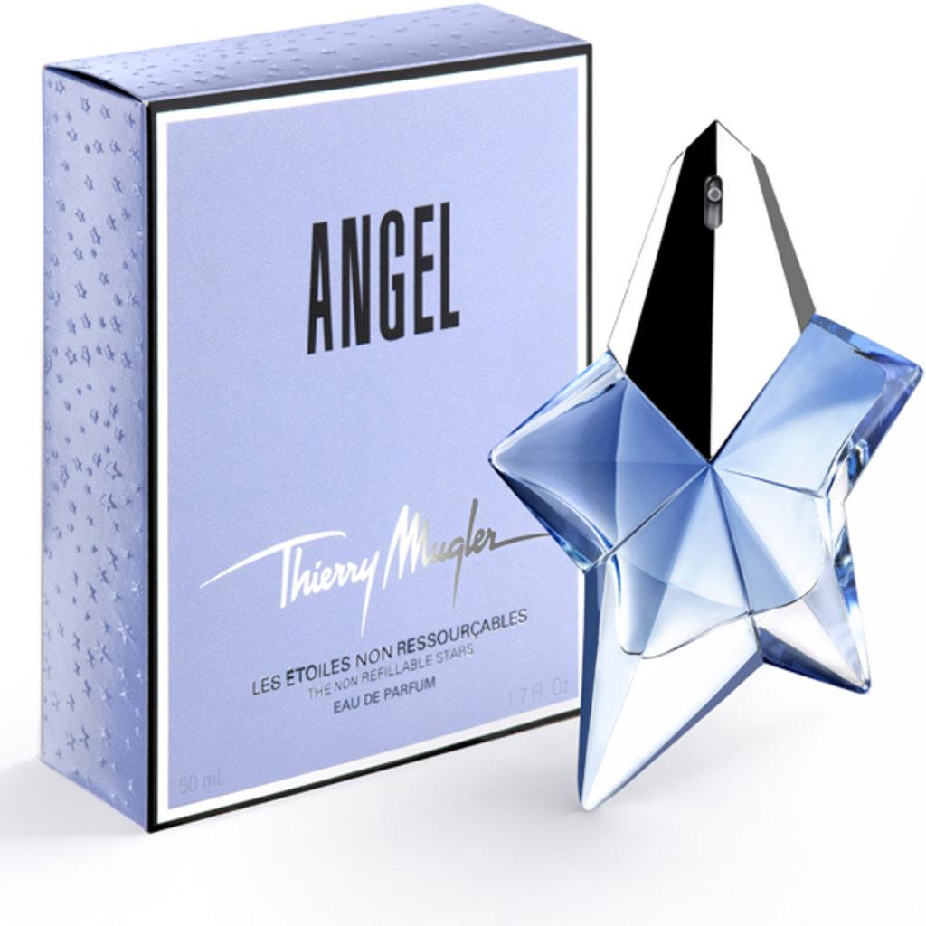 Женская парфюмерная вода Thierry Mugler: Thierry Mugler Angel Парфюмерная вода  ж 50 ml в Элит-парфюм
