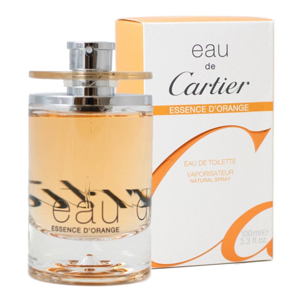 Cartier: Cartier Eau de Essence D'Orange Туалетная вода edt 100 ml в Элит-парфюм