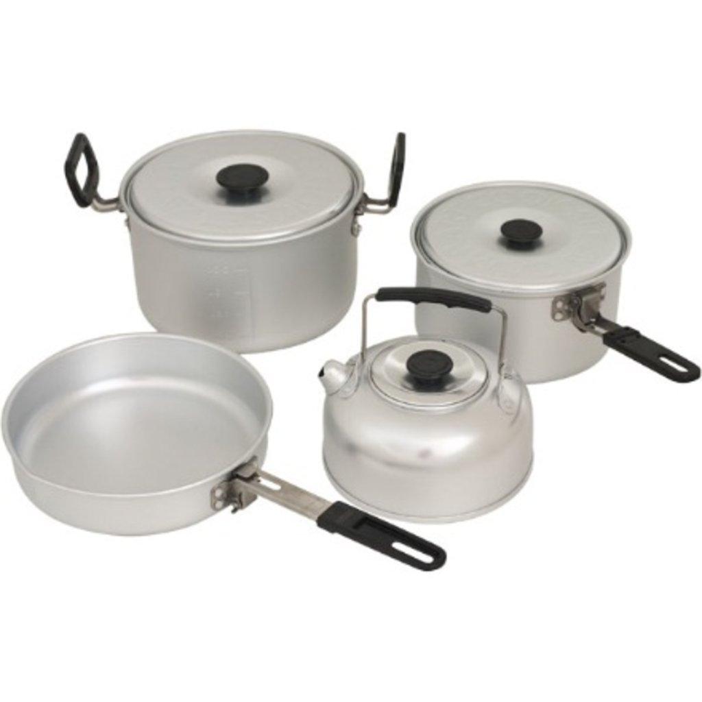 Посуда: Алюминиевая посуда в ОбщепитСнаб, ООО
