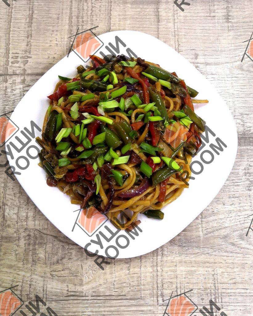 Вок: Вок с овощами в Суши Room