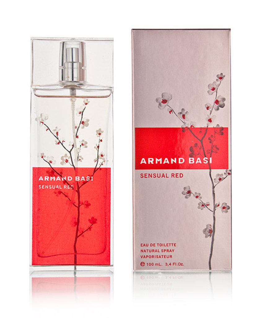 Armand Basi: Armand Basi Sensual Red edt 50 | 100ml в Элит-парфюм