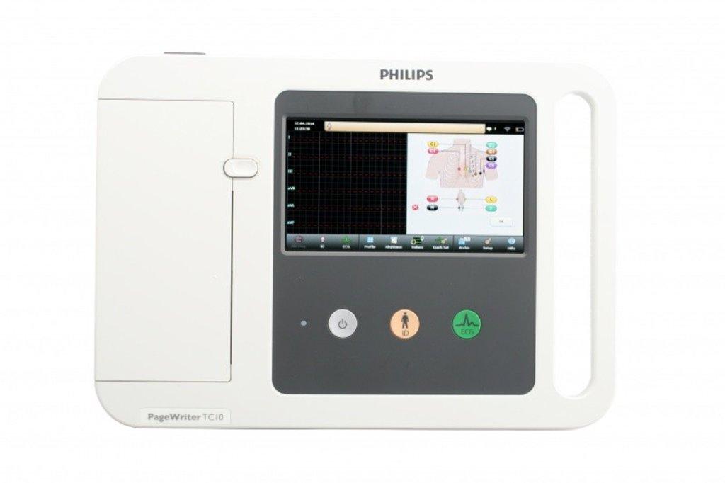 Электрокардиографы: Электрокардиограф Philips PageWriter TC10 в Техномед, ООО