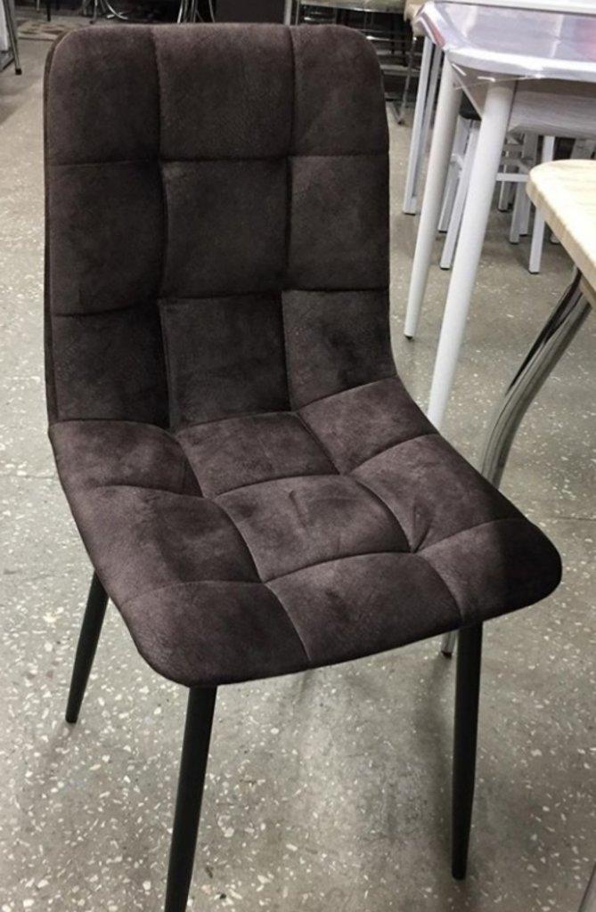 Стулья, кресла на металлокаркасе для кафе, бара, ресторана.: Стул 009-Ч в АРТ-МЕБЕЛЬ НН