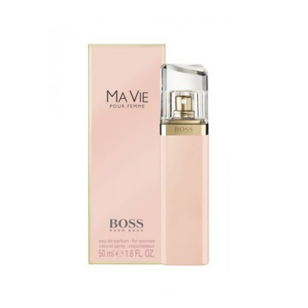 Женская парфюмерная вода HugoBoss: Boss Ma Vie Парфюмерная вода edp ж 50 ml в Элит-парфюм
