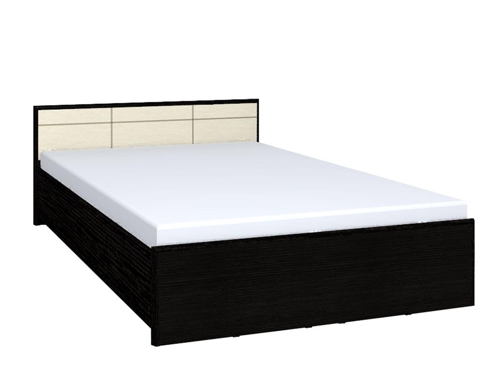 Кровати: Кровать АМЕЛИ 2 (1600, орт. осн. металл) в Стильная мебель