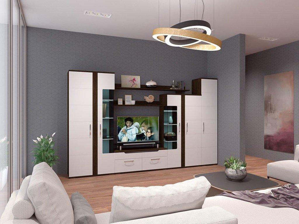 Мебель для гостиных, общее: Модульная мебель в гостиную Барселона в Стильная мебель