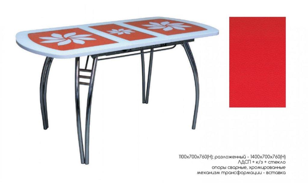 Столы обеденные: Стол обеденный Астра-2 в Уютный дом