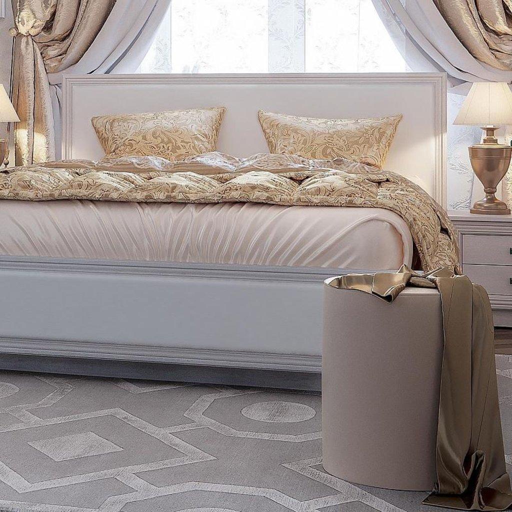 Кровати: Кровать Люкс PAOLA 307 (1600, мех. подъема) в Стильная мебель