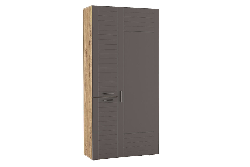Шкафы для одежды и белья: Шкаф для одежды LIVORNO НМ 013.36 в Стильная мебель