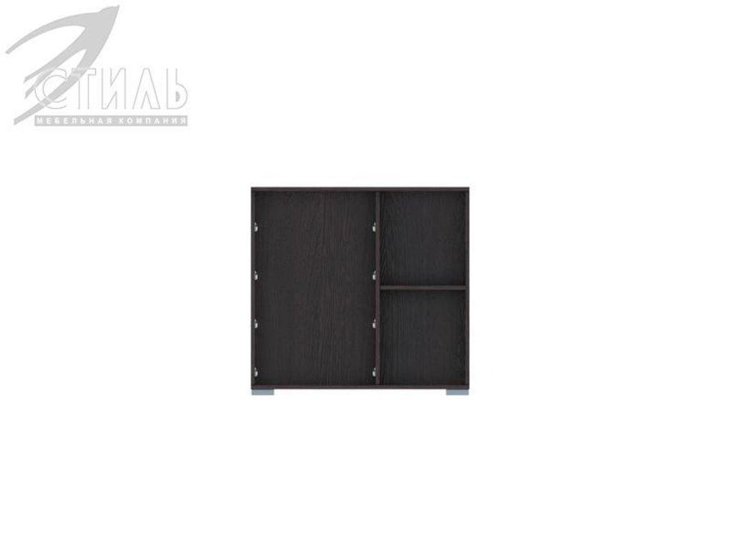 Комоды: Комод МДФ №3 (Венге / Клен светлый) в Диван Плюс