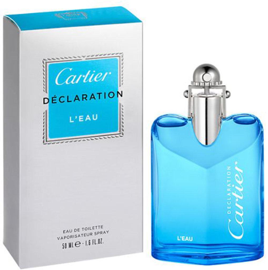 Cartier: Туалетная вода Cartier Declaration Leau edt m 50ml в Элит-парфюм