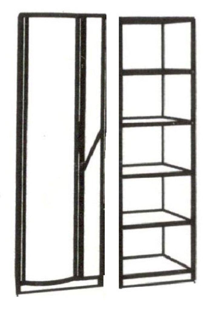 Шкафы для одежды и белья: Шкаф бельевой Кристина в Стильная мебель