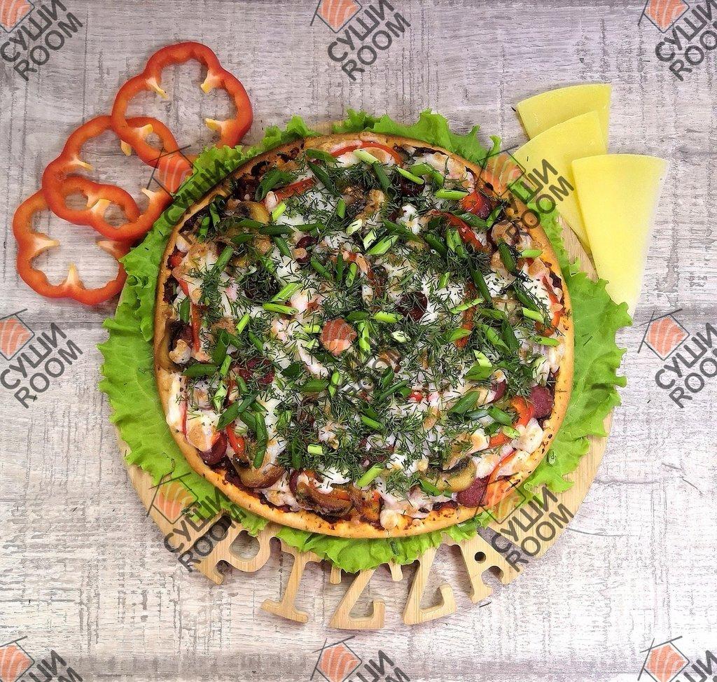 Пицца: Охотничья в Суши Room
