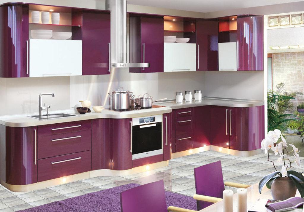 Кухни: Кухня Система в Стильная мебель