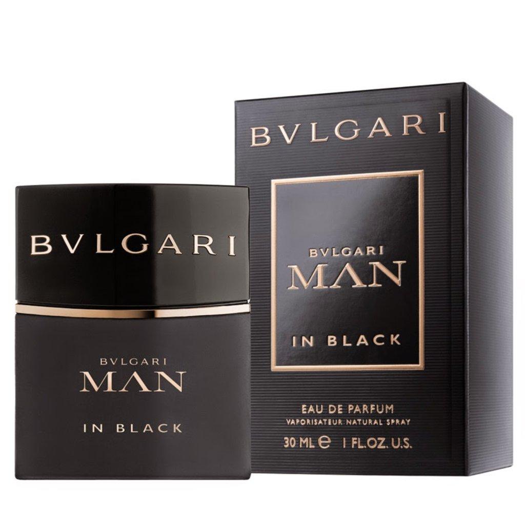 Bvlgari: Парфюмерная вода Bvlgari Man In Black edp м 30 ml в Элит-парфюм