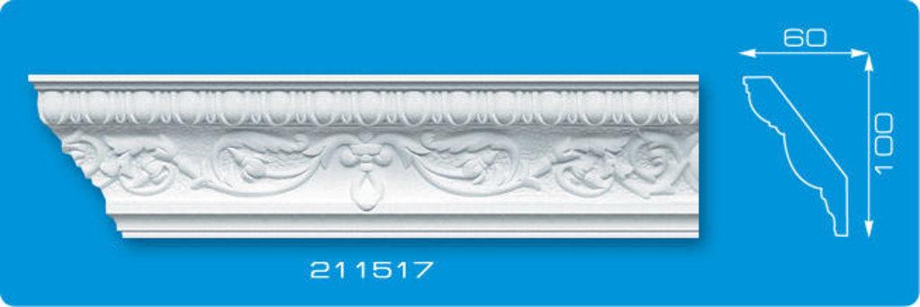 Плинтуса потолочные: Плинтус потолочный ФОРМАТ 211517 инжекционный длина 2м в Мир Потолков