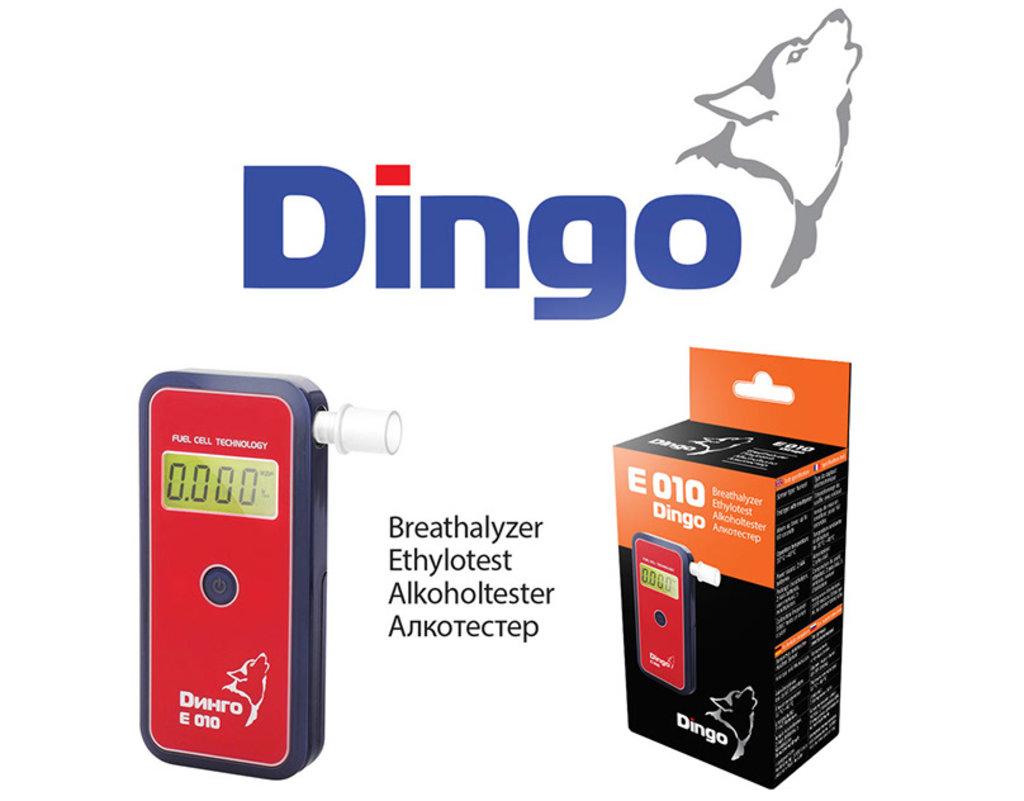 Алкотестеры: Алкотестер Динго Е010 в Техномед, ООО