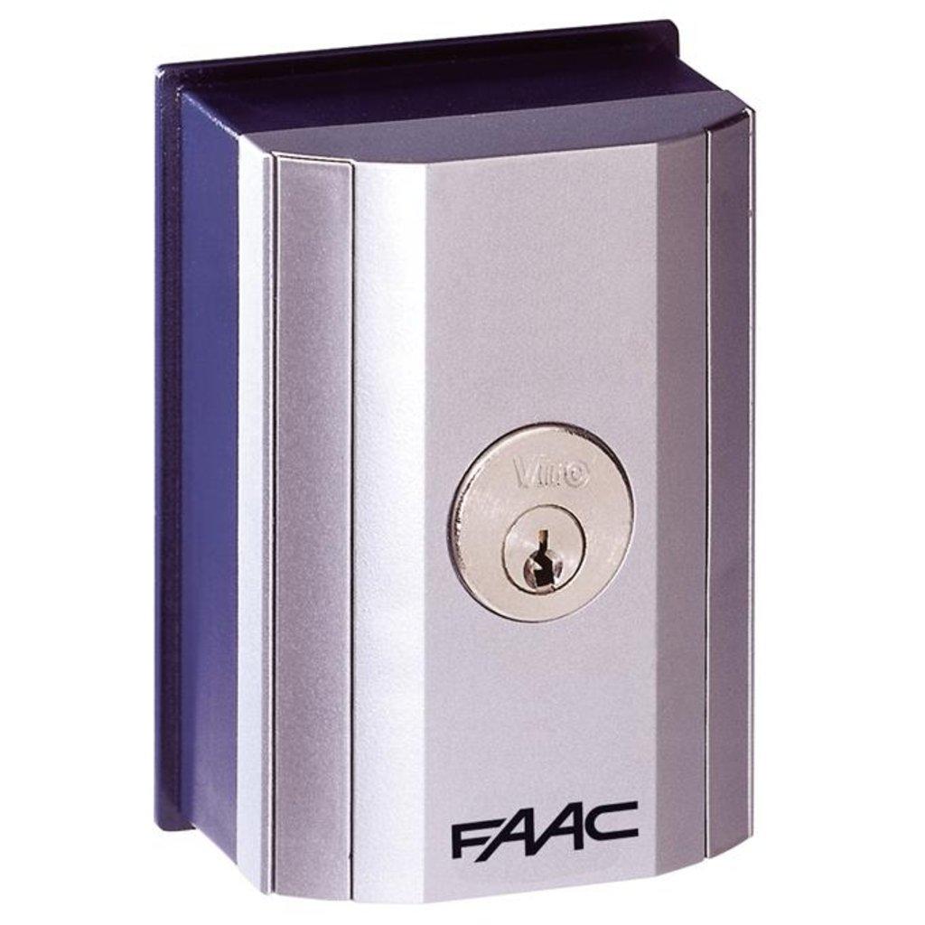 Автоматика для ворот: Ключ-выключатель Faac (накладной) в АБ ГРУПП