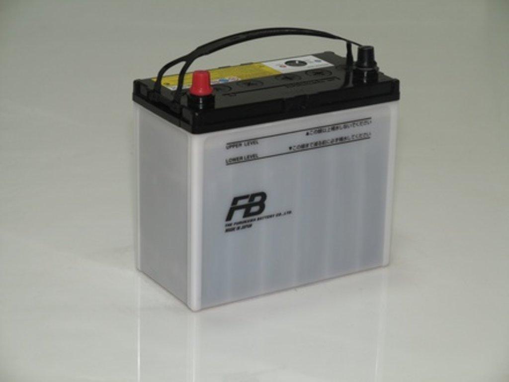 Аккумуляторы автомобильные: SUPER FB 7000 48 (60 B 24) R в Мир аккумуляторов