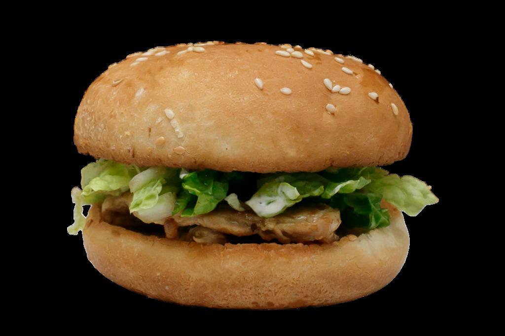 Бургеры: Чикенбургер в Cofi