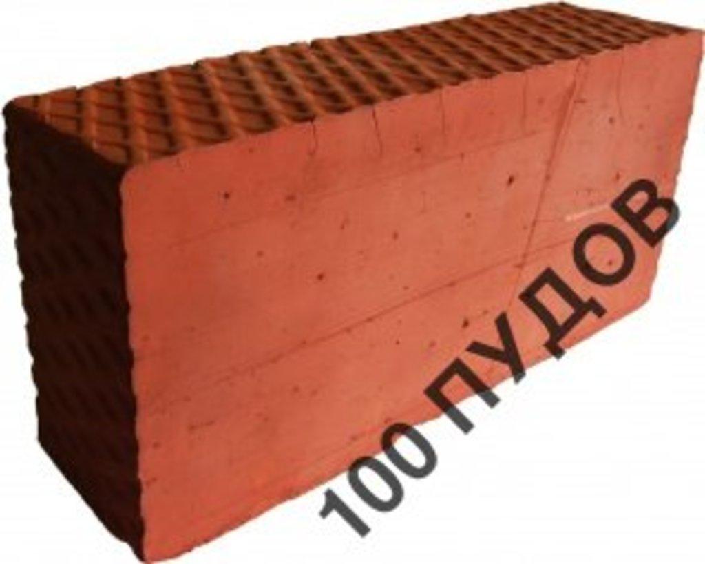 Стеновые блоки: Кирпич М150 г. Кемерово в 100 пудов