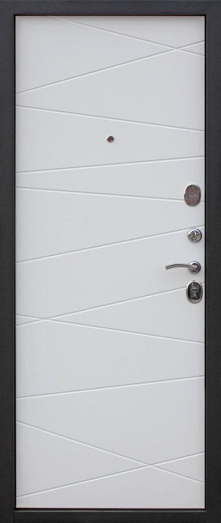 Входные двери (премиум)  от 90-110мм: Входная дверь  Верона 95мм в Пластиковые окна в Сургуте STEKLOMASTER