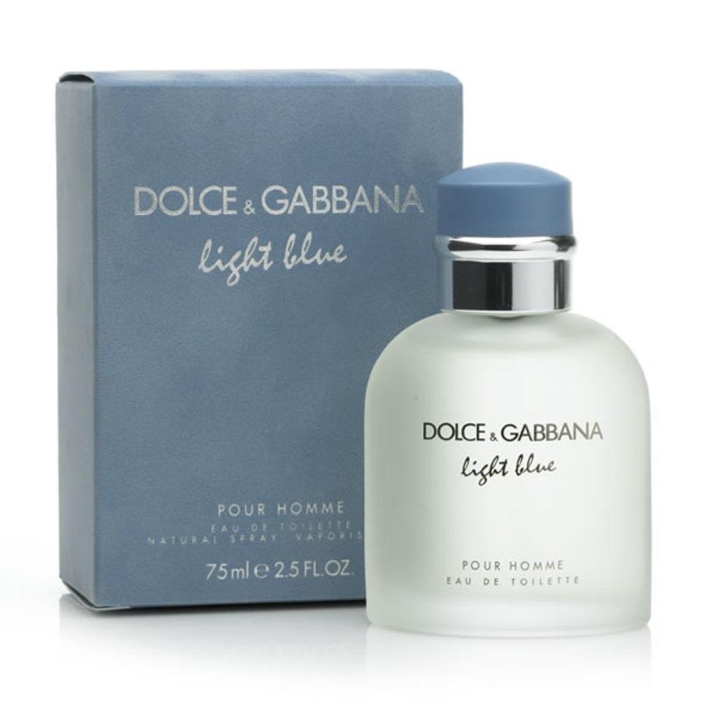 Dolce&Gabbana: D&G Light Blue edt м 75 ml в Элит-парфюм
