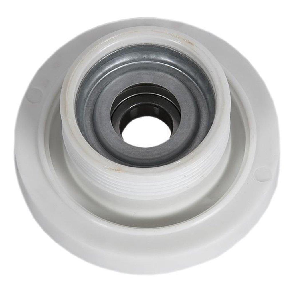 Подшипники качения, опоры, фланцы, крестовины барабана: Опора барабана (суппорт в сборе) - аналог (зеркало оцинковано) для стиральных машин Занусси (Zanussi), Электролюкс (Electrolux), АЕГ (AEG), сторона шкива, резьба левая, 6203 + сальник V-RING22, 4071430971, 4071374104, SPD003ZN, ZN5820 в АНС ПРОЕКТ, ООО, Сервисный центр