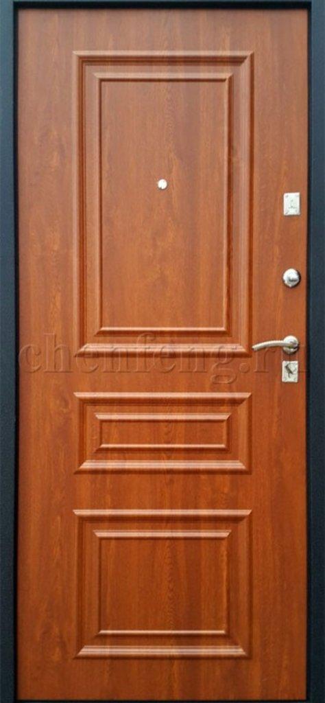 Двери серии Стандарт: Византия - Золотистый дуб 3D в Модуль Плюс
