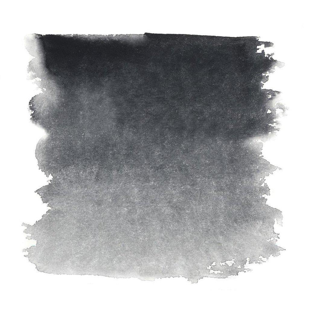 """Акварельные краски: Акварель """"Белые ночи"""" кювета нейтрально-черная 2,5мл в Шедевр, художественный салон"""