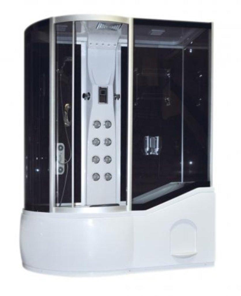 Душевые кабины: Комбинированная ванна Aqualux YMJ681 L/P, 170*83 см в Бриг, ООО
